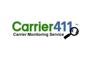 Carrier 411 Logo